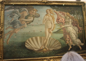 Birth of Venus, or the first Boogie Board